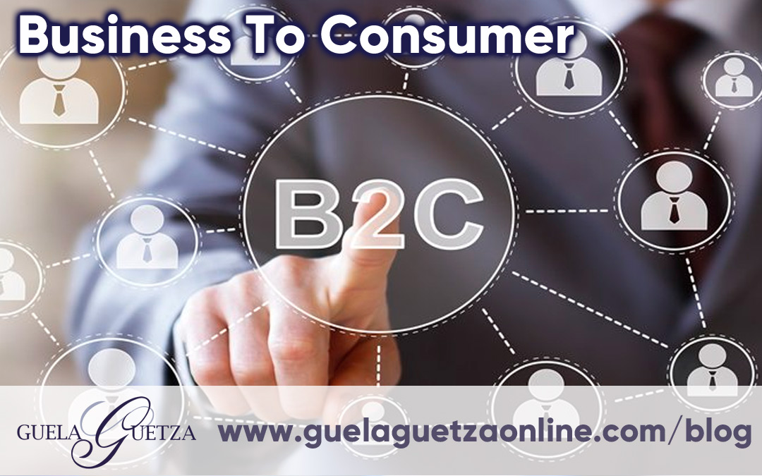 Business To Consumer -B2C-. Un contacto sin intermediarios.