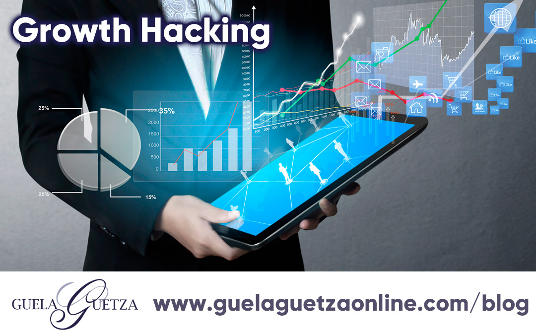 Growth Hacking. Una estrategia digital para emprendedores.