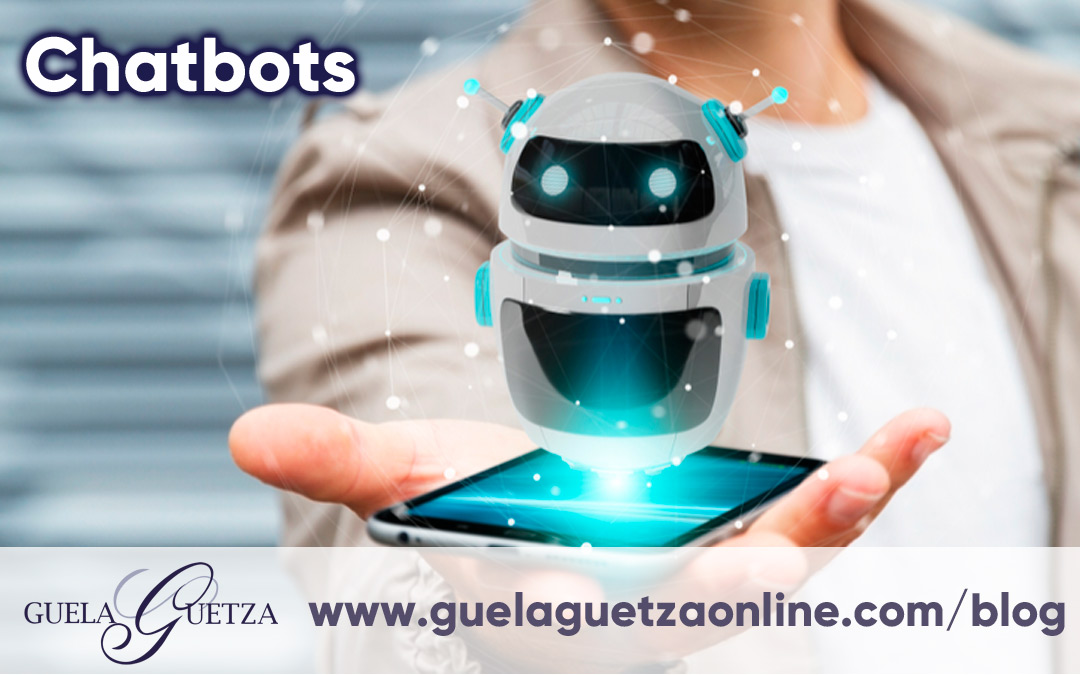 Chatbots dentro de tu estrategia de Marketing.