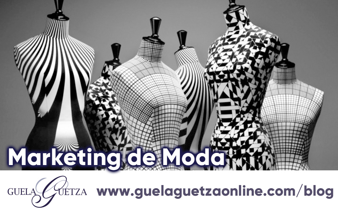 Tendencias de marketing en la industria de la moda.