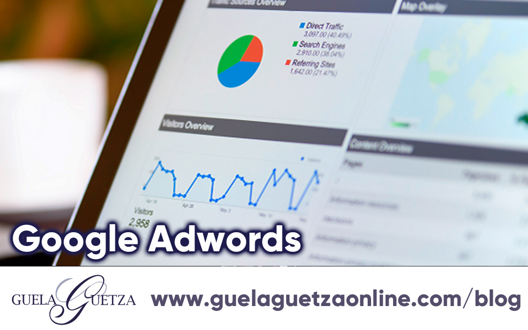 Google Adwords. Tu nuevo aliado en tu estrategia de marketing digital.