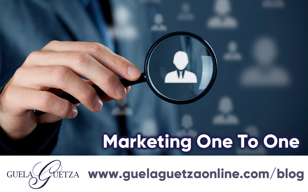 Marketing One To One. Una atención 100% personalizada