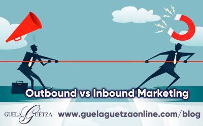 Outbound vs Inbound Marketing… Conoce sus diferencias.