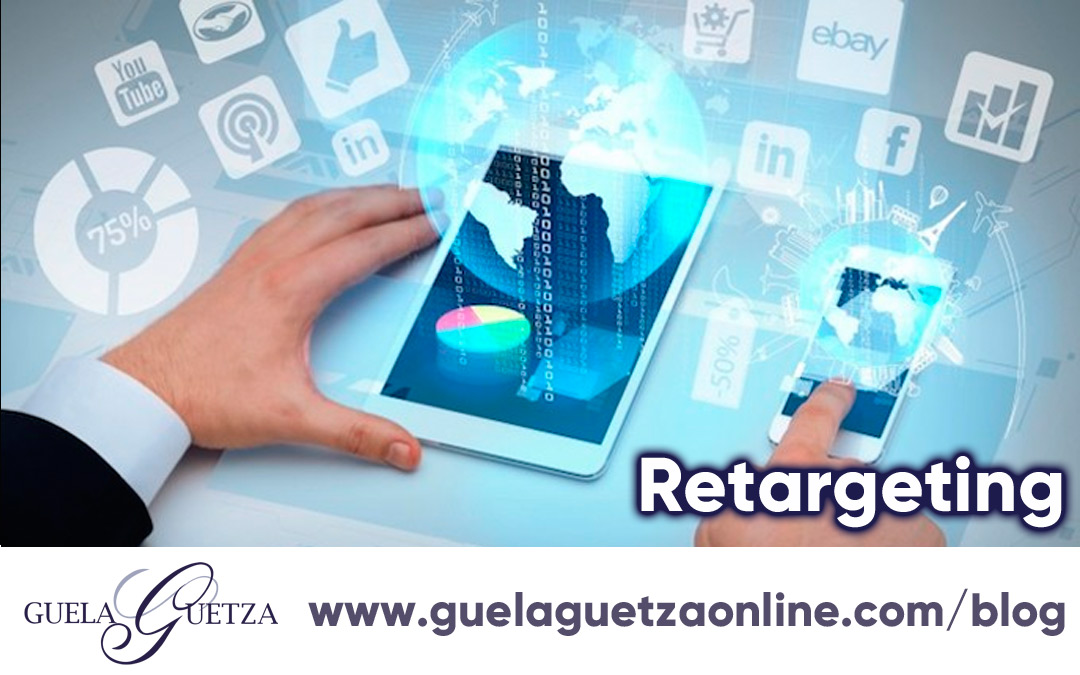 Inteligencia web con el Retargeting.