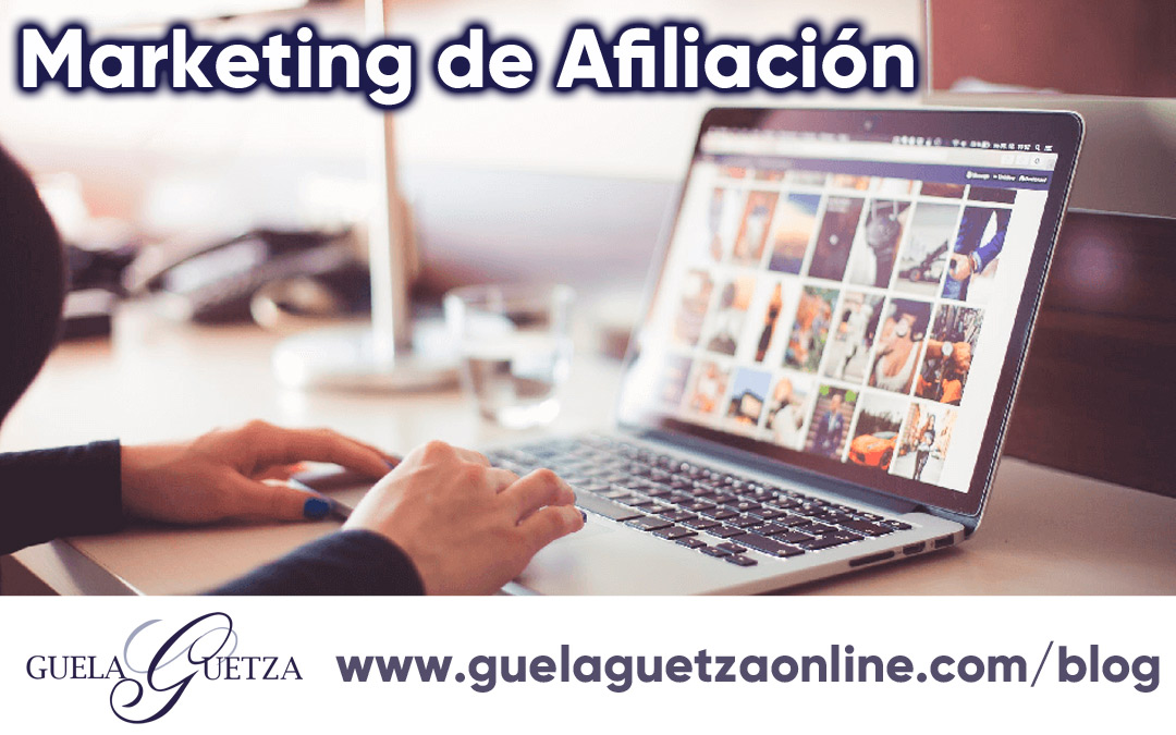 Marketing de Afiliación. Una estupenda oportunidad de generar ingresos extras.