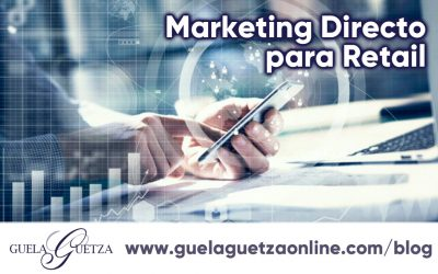 Técnicas de Marketing Directo para el sector Retail.