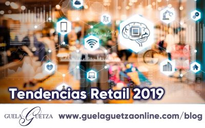 Tendencias 2019 para el sector Retail
