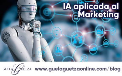 Inteligencia Artificial aplicada al Marketing.