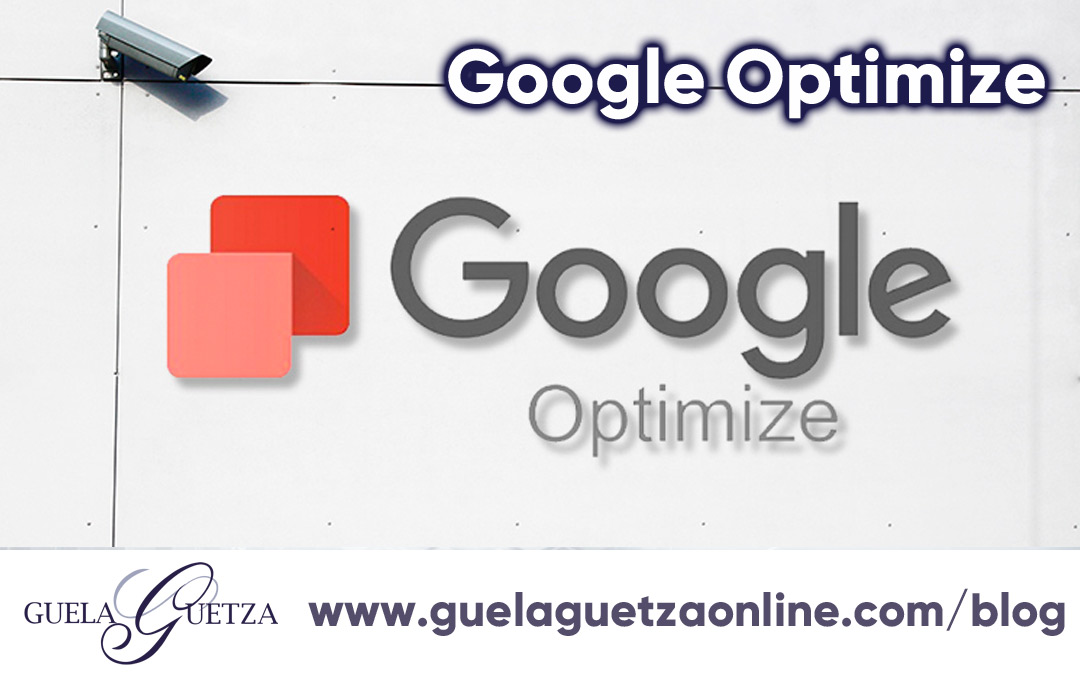 Decisiones precisas en la web con Google Optimize.