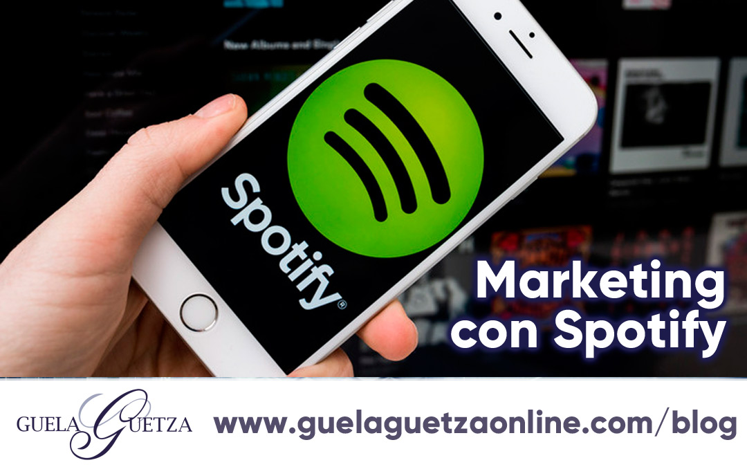 Estrategias de Marketing Digital utilizando Spotify