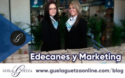 Edecanes y su aporte al Marketing.