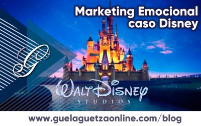 Remakes de Disney, un ejemplo claro del Marketing Emocional.
