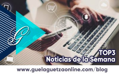 TOP3, noticias de marketing de la semana.